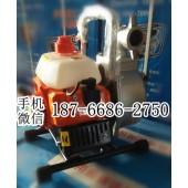 福建南平大量供应汽油机水泵图片 小型农作物灌溉抽水机价格
