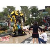 卡特智能大黄蜂机器人