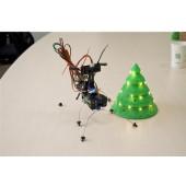 卡特可编程的多足虫虫机器人编程机器人