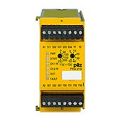 德国皮尔磁PSS4000安全模拟量输入模块 PSS4000