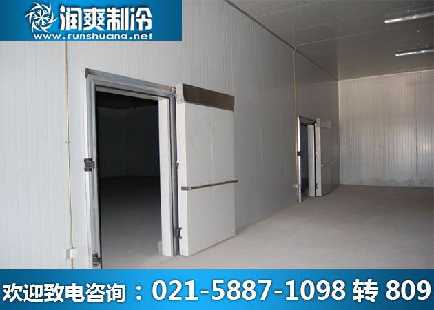 上海小型双温冷藏库安装多少钱