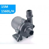 24V低压泵 热水循环泵 扬程15m 流量20L/min