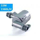 微型直流水泵 DC50F 扬程15M,流量1200L/H