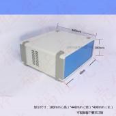 DIY台式仪器仪表机箱壳体测试机壳五金铝型材外壳厂家直销