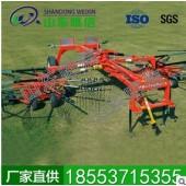 牧草搂草牵引式机械