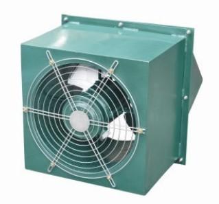 涞水轴流风机专业厂家德祥方形壁式轴流风机高效节能性能稳定
