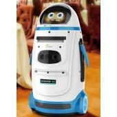陪伴孩子成长的智能机器人