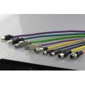 高仿进口防水连接器 M12连接器厂家 M12高温连接器