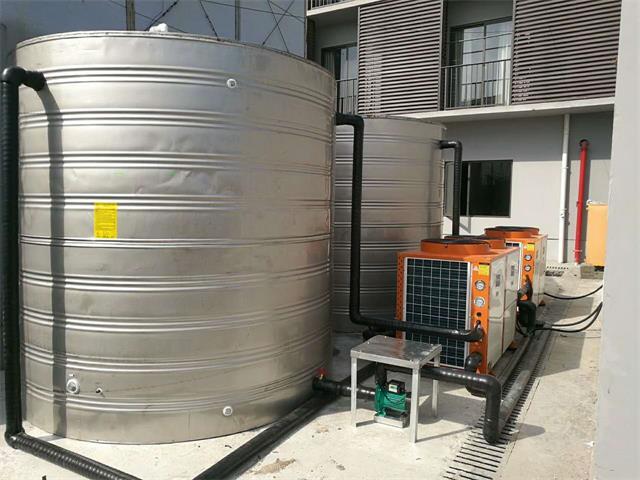 大型商业热水设备节能空气能热泵热水工程