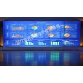 三星55寸拼接屏 3.5超窄拼缝 LCD液晶屏电视厂家直销