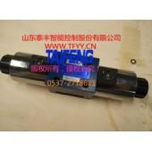 液压电磁阀4WE10G-50型三位四通阀门泰丰智能正品