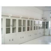 四平实验室全钢结构实验柜,通风药品柜价格