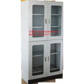 四平实验室全钢结构实验柜,器皿柜价格