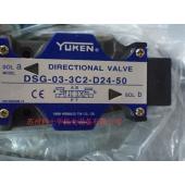 原装油研YUKEN电磁换向阀DSG-01-2B3B-D24-50现货