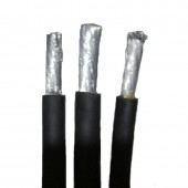 50平方焊把线电缆厂家供应YH铝芯焊把线铝合金导体电焊线