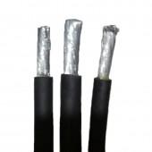 16平方焊把线电缆厂家供应YH铝芯焊把线铝合金导体电焊线
