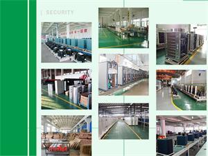 欧麦朗空气能,助力绿色健康空气能热水工程