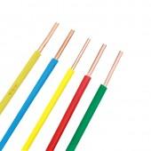 1.5平方电线河北电缆生产厂家直销BV家装家用布电线国标铜芯