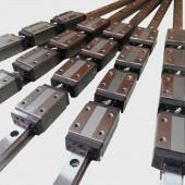 高组装导轨滑块 厂家直销 LSB系列 法兰型导轨滑块 批发