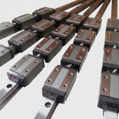 滚珠滑轨 支撑导轨 LSB15B直线导轨导向滑块 法兰型品质保证