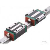 LSB30R乐品直线导轨低组装 支撑导轨 导轨轴承导向滑块 品质保证