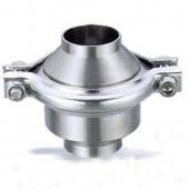 H61F卫生级对焊止回阀-专业生产阀门邯高
