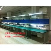 实验室设备,防静电工作台,通风柜,钢木实验台,双辽市九杰科技防静电工作台