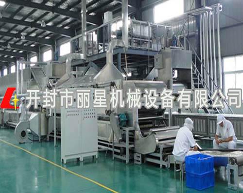 丽星粉丝粉条生产线技术变革大势所趋
