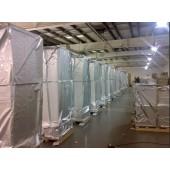 天津大型设备包装袋铝箔膜高强度真空罩立体袋海运罩机器罩防潮袋