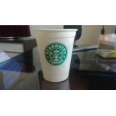 纯淀粉全降解冲饮杯咖啡杯水杯生产流水线
