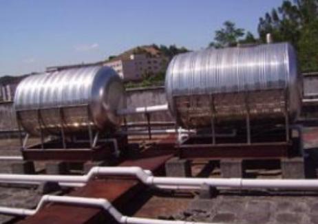 中水回用系统 从而达到节约用水的目的