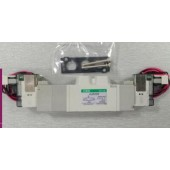 CKD电磁阀4JA239-06-E2-3三位中封式现货规格
