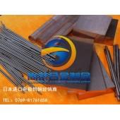 现货供应W75螺纹电极钨铜棒