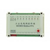 8路开关量采集器 无线收发器 无线数传模块 无线IO