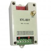 1路开关量采集模块 无线数传 1对1 或1对多使用 无线传输