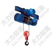 CD1 MD型钢丝绳电动葫芦 单双速电动葫芦1T2T5T