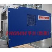 MH610免扣式塑钢带电动打包机头 FROMM 孚兰