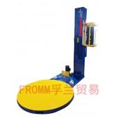 转盘式薄膜缠绕包装机 缠绕膜机 FSW-1512MA FROMM 孚兰