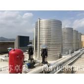 屠宰场空气能高温热泵热水系统