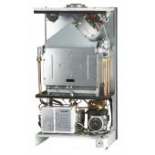 煤改气工程用燃气壁挂炉家用采暖生活热水锅炉两用锅炉26KW