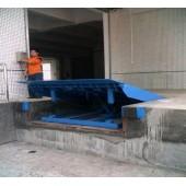 武汉移动式登车桥.集装箱装卸平台..物流货物装卸液压货梯