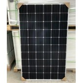 乐叶单晶300W太阳能光伏板组件电池板出售