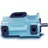 原装叶片泵 美国DENISON丹尼逊三联叶片泵T6EDC