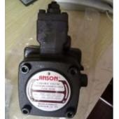 油泵 台湾ANSON安颂双联叶片泵PVDF-370-355-10S