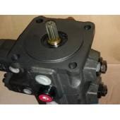 台湾ANSON安颂双联叶片泵PVDF-370-370-10 液压油泵