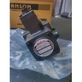 液压泵 PVDF-370-370-10S台湾ANSON安颂双联叶片泵