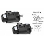 双联泵IVP2-19-F-R-1B-10 台湾ANSON安颂高压叶片泵