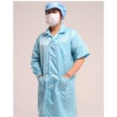东莞防静电短袖大褂优质生产厂家