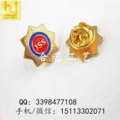 JSS集团徽章、西服领胸针订做