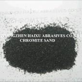 南非进口铬矿砂造型铸钢厂专用